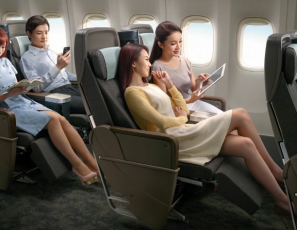 Top 10 Premium Economy On Commercial Airlines (2016