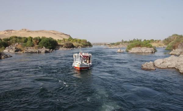 Egypt Aswan Nile
