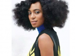 Solange Knowles on Lucky Magazine