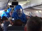 US Airways passenger makes joke saying he has Ebola, causing distress to other passengers