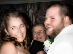 Wedding ends in tragedy when the groom was killed and bride critical after car crash in Ohio