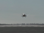 Space Plane Lands At Vandenberg Air Force Base in California After Almost Two Years In Space