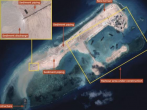China Is Building An Island At The South China Sea, Supposedly For Military Pursuits