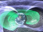 Star Trek-Like Invisible Shield Protects Earth From Killer Electrons