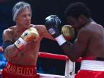 Mickey Rourke Boxing Match Called Fake by Commentators