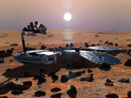 Decade-old space mystery solved with the Beagle 2 found on Mars