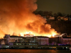 Massive fire leaves 1,000 homeless in New Jersey