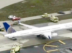 United Airlines flight from LAX to Virginia safely made an emergency landing at Ontario Airport