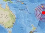 South Pacific nations of Tonga, Samoa rattled by strong earthquakes