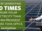 75,000 Solar Workers To Be Trained By 2020, Says Obama