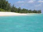 Coastline in Timor-Leste