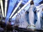 Virgin Mary Statue Is A Sign Of Catholic Faith