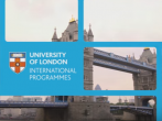 Welcome to the University of London International Programmes