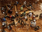 Works at Atapuerca Archeological Site