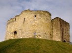 York Castle (or Clifford's Tower)
