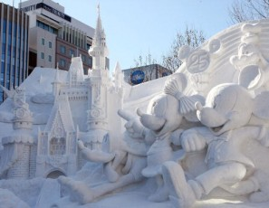 Sapporo Snow Festival 2009 To Open In Japan