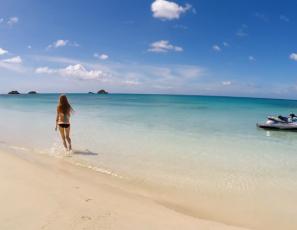 GoPro Hero 4 - Antigua, St Thomas Cruise Vacation