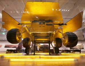 Mars Rover Exhibition Previewed At The National Air and Space Museum