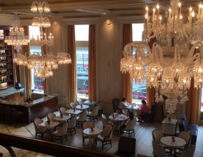 Inside The Plaza, New York's Iconic Hotel At Central Park