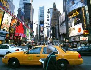 Times Square Turns 100