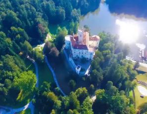 MR Drone Croatia - Trakošćan castle