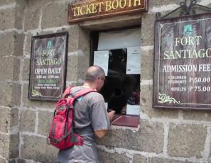 Fort Santiago - Intramuros - Manila, Philippines