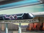 Hyperloop One Nevada Train