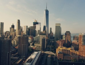Drone Shots of NYC