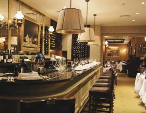 Wiltons restaurant Jermyn Street since 1742