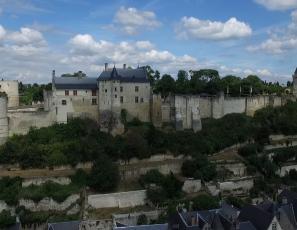 Chateau de Chinon, Summer 2016