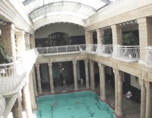 Gellert Bath & Wellness Spa - Budapest Hungary
