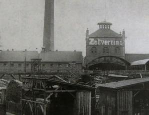 Zollverein Coal Mine Industrial Complex in Essen (UNESCO/NHK)