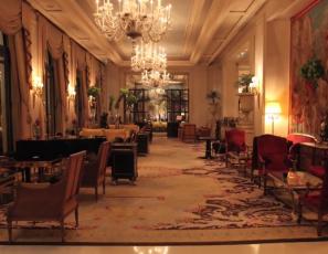 Le Cinq Restaurant Four Seasons The George V Gallerie, Paris,by Matteo Minetto Virtual Tour 4K 3D
