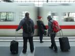 Deustche Bahn Increases Percentage Of Punctual Trains