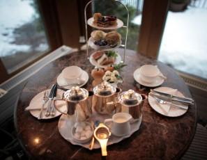 Love Of A Cup Of Tea Endures