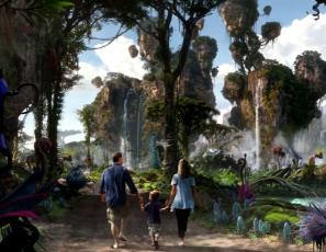 Behind the Scenes of Pandora - The World of Avatar   Disney's Animal Kingdom