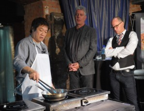 'Parts Unknown' Season 9: Host Anthony Bourdain Shows The Immigrants That Make Los Angeles Vibrant