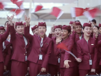 How We Welcome Our New Cabin Crew - Qatar Airways