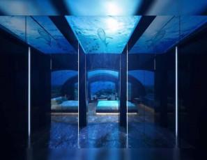 Underwater haven