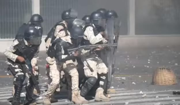 Haiti Unrest