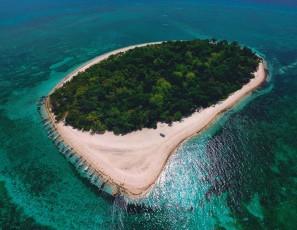 Island Ariel viewshot