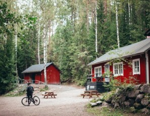 Finland,  will let you visit for free, the happiest country in the world