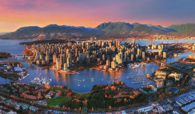 In Vancouver, The Ultimate Luxury Girl's Weekend