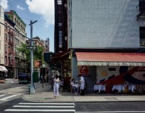 In New York City Corner