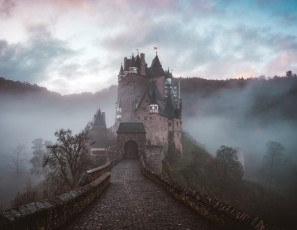 Haunted European Castles That Visitors Can Sleep In