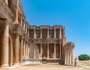 Sardes, Ancient city ruins