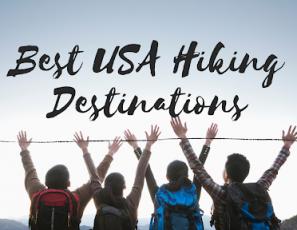 Best USA Hiking Destinations