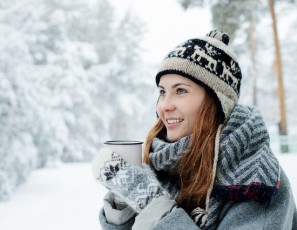Winter Fashion Tips for Moms