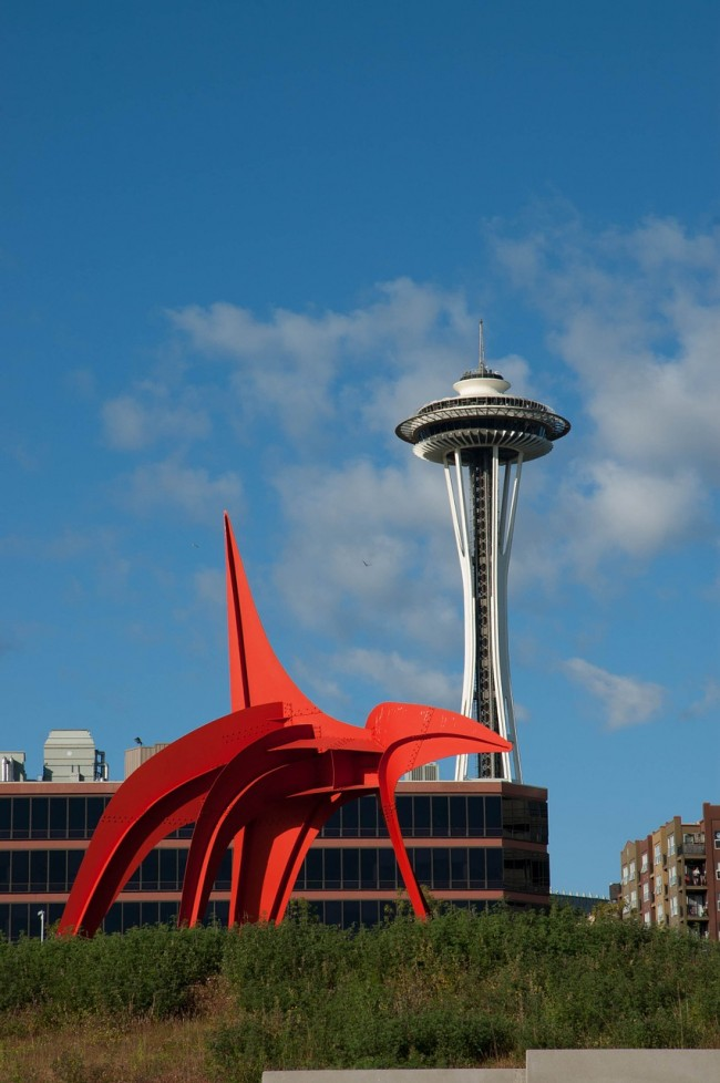 Top Tourist Attractions in Seattle: Parking Options