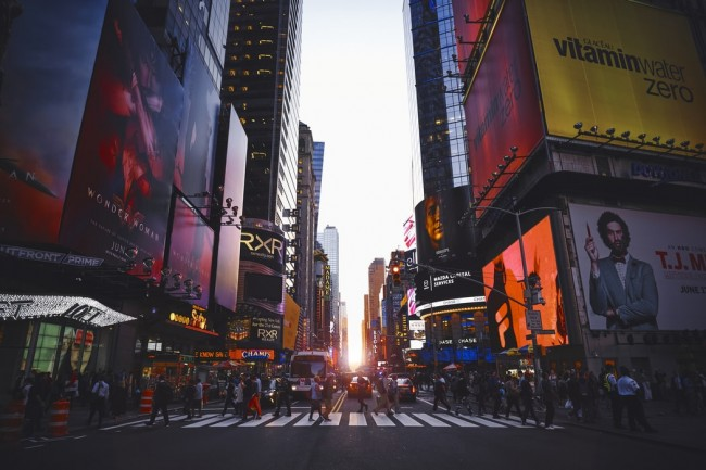 5 Reasons Why You'll Miss New York Billboards When Travelling